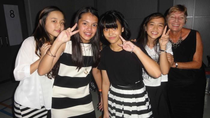 13-Y8 Girls