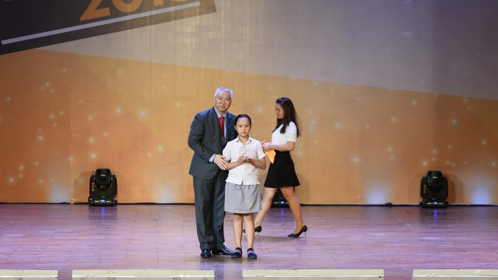 13. Academic Champion English-Tran Bao Ngoc - Y4 Integrated