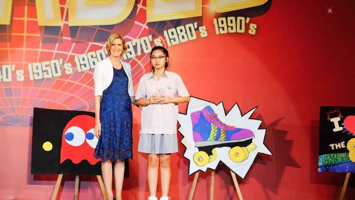 15. Doan Ngoc Linh Dan - Academic Award_