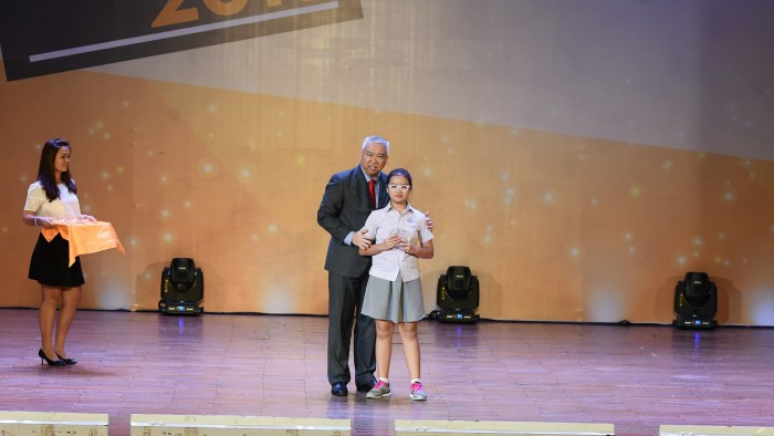 16. Academic Champion English-Nguyen Ngoc Anh Thy - Y6 Integrated