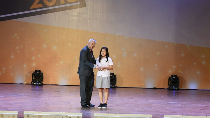 19. Academic Champion English-Cao Ngo Phuong Khanh - Y9 Integrated