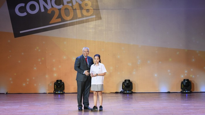 21. Academic Award-Huynh Quynh Anh - Y5 International