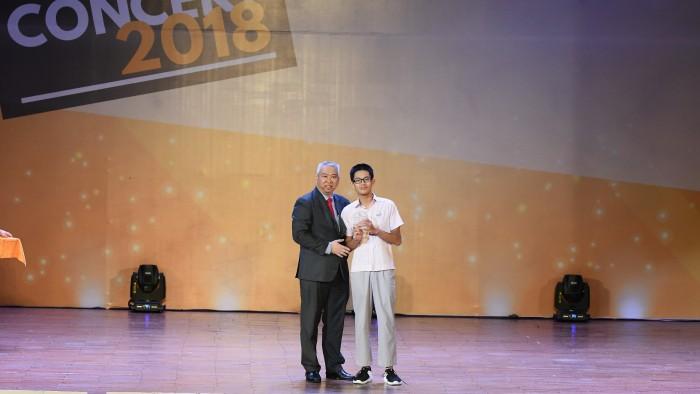 24. Academic Award-Dinh Hoang Nam - IGCSE