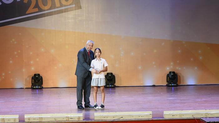 26. Sport Award - Nguyen Trang Nhi - Y5A Integrated
