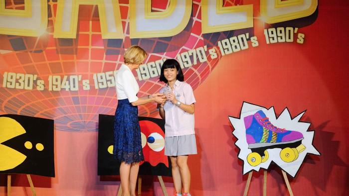 4. Ngo Nguyen Anh Nhu - Academic Award