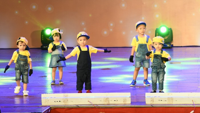 6. Nursery - YMCA from Minions (1)