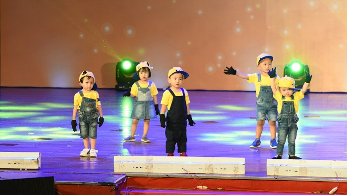 6. Nursery - YMCA from Minions (2)