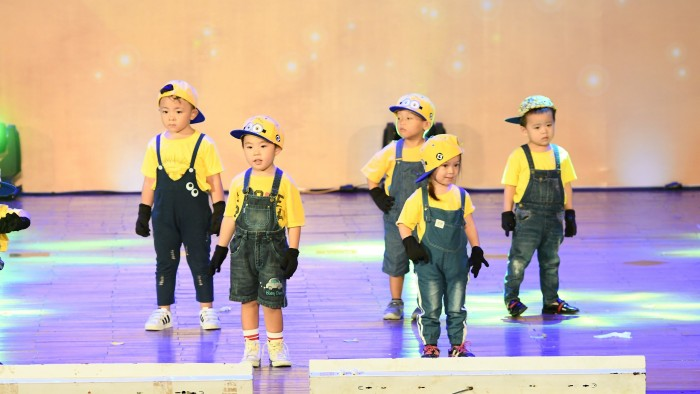 6. Nursery - YMCA from Minions (3)