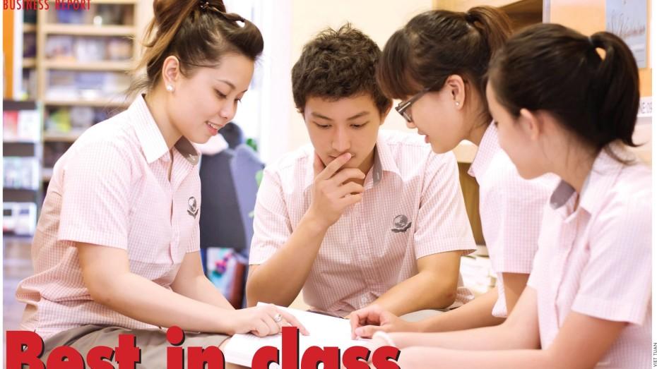 BEST IN CLASS - logo
