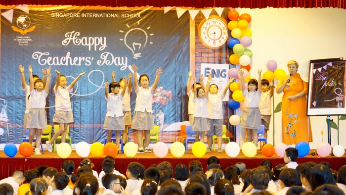 Bui Phan - Ms Anne and Year 4A
