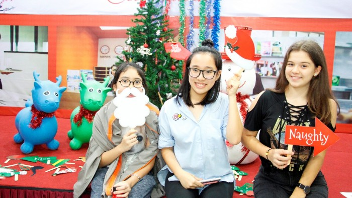 Christmas Charity Fair Activities (1)