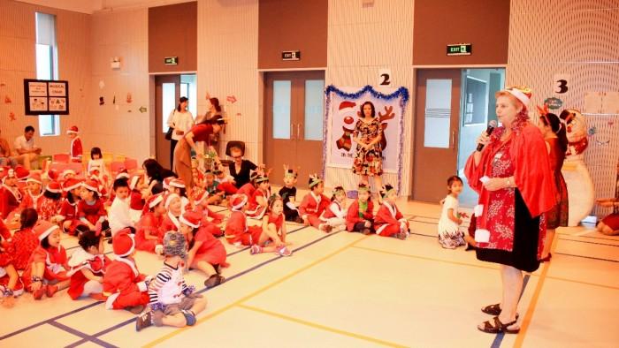 Christmas Charity Fair Activities (2)