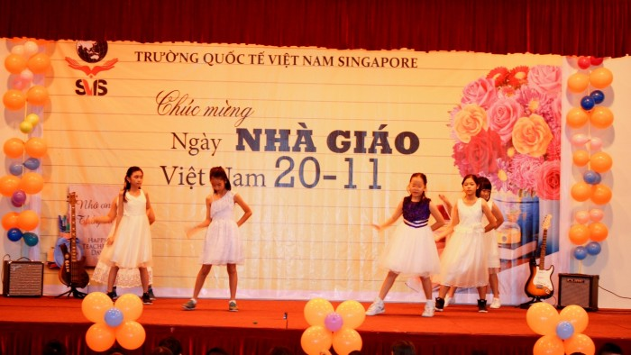 Dance - Bui Phan - Year 5A