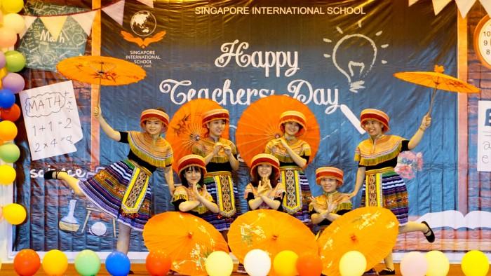 Dance - Di Hoc - Teachers
