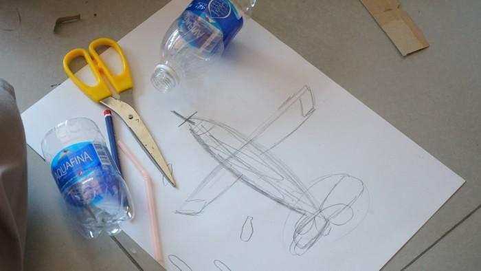 Designing a glider (1)