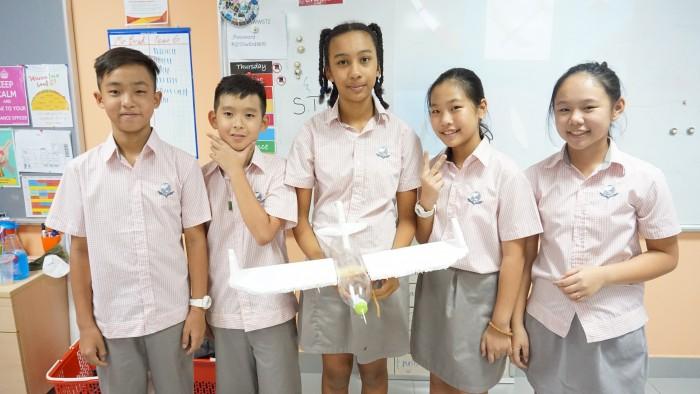 Designing a glider (12)