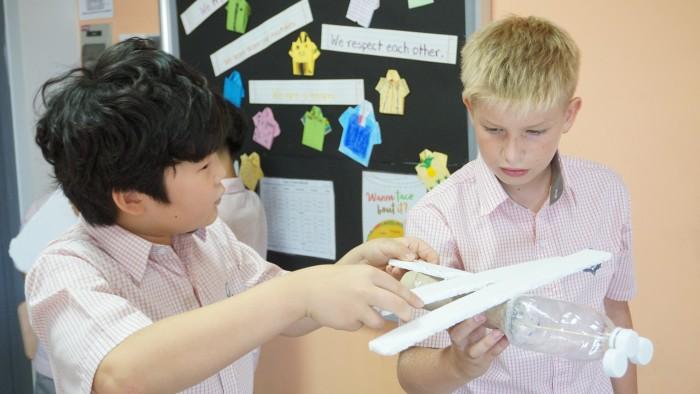 Designing a glider (8)