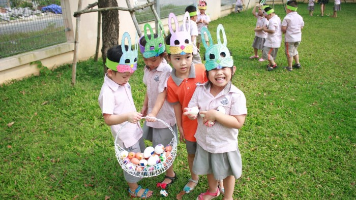 Easter Day - SISDanang 2017 (2)