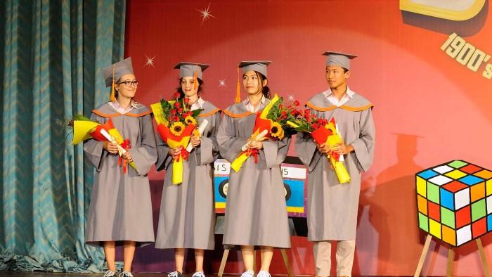 GAC Graduates