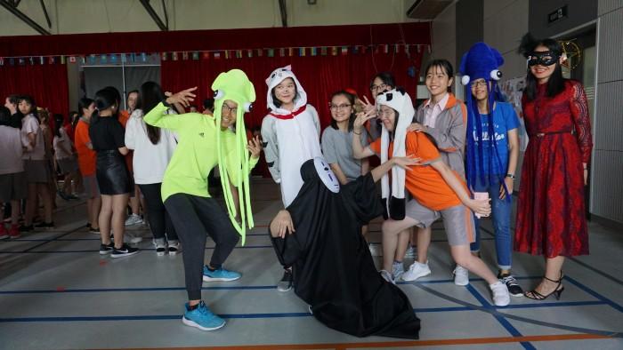 Halloween fantasy costume (9)