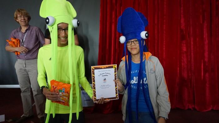 Halloween - the best costumes (1)
