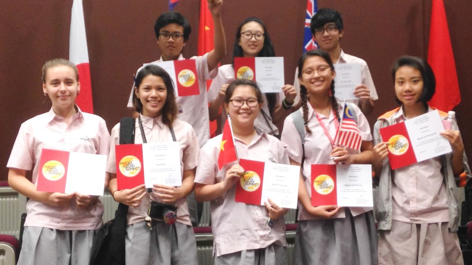 Hwa Chong Model ASEAN Summit 2016 (2)