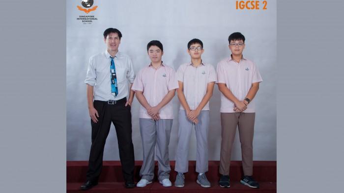 IGCSE results