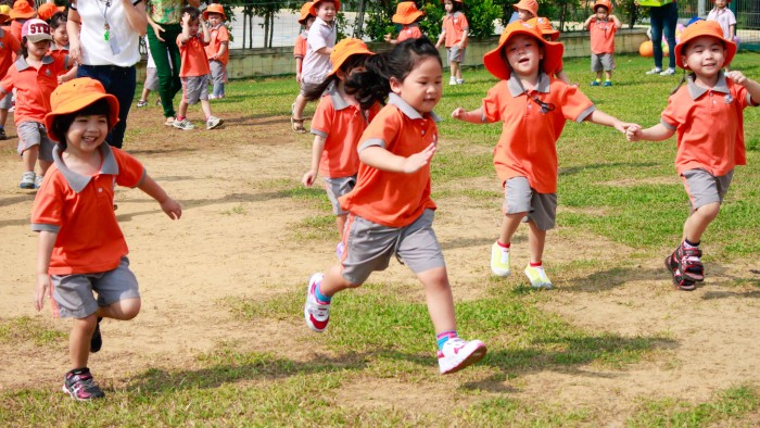 Kindergarten-Sports 2