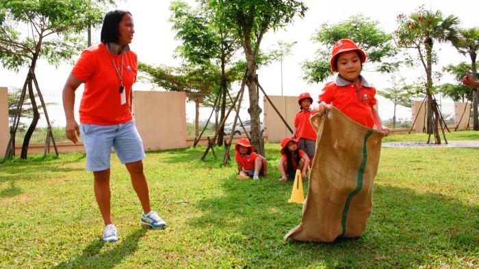 Kindergarten-Sports 4