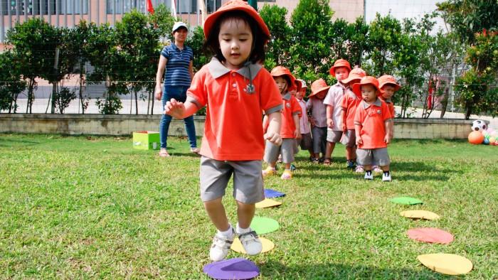 Kindergarten-Sports 6