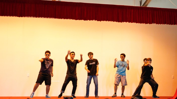 Dance Routine - IGCSE1 and GAC