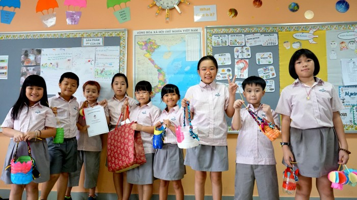 Yr 4A Integrated – most creative