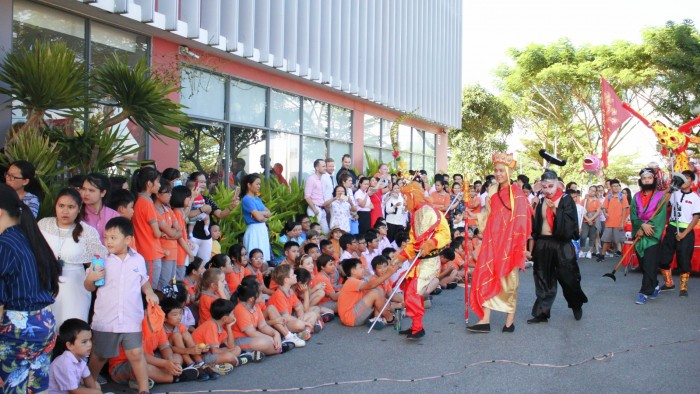 Professional performance of the Lion Dance (11)