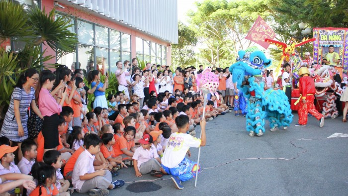 Professional performance of the Lion Dance (12)