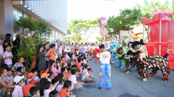 Professional performance of the Lion Dance (13)