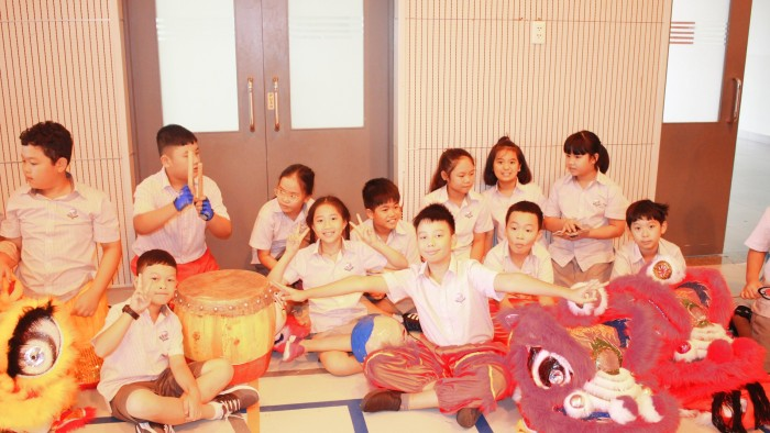 Secondary students had their own Lion Dance competition (11)